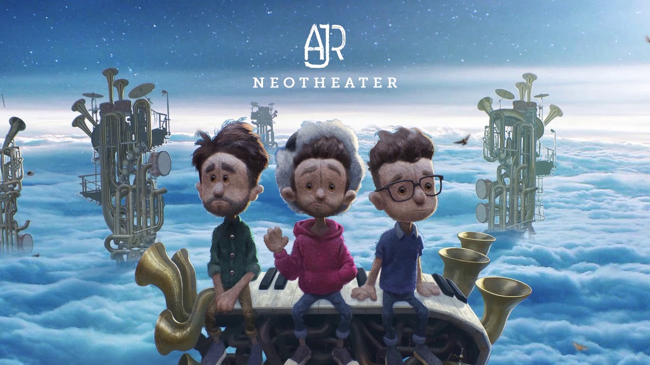 AJR announces 2019 dates for The Neotheater World Tour - AXS