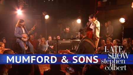 Mumford & Sons add second 2019 Fiddler's Green date with special guests