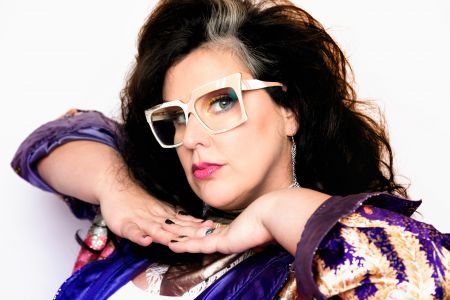 "Rocker Sarah Potenza, known for her appearance on NBC's singing competition ""The Voice,"" just released her new album Road to Rome."