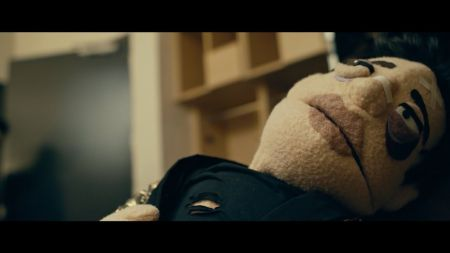 Panic! at the Disco's Beebo puppet returns in 'Dancing's Not a Crime' video