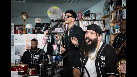 Chromeo announces tour with a full live band summer 2019