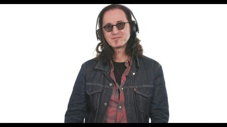 Watch: Rush's Geddy Lee rocks out to Tool song