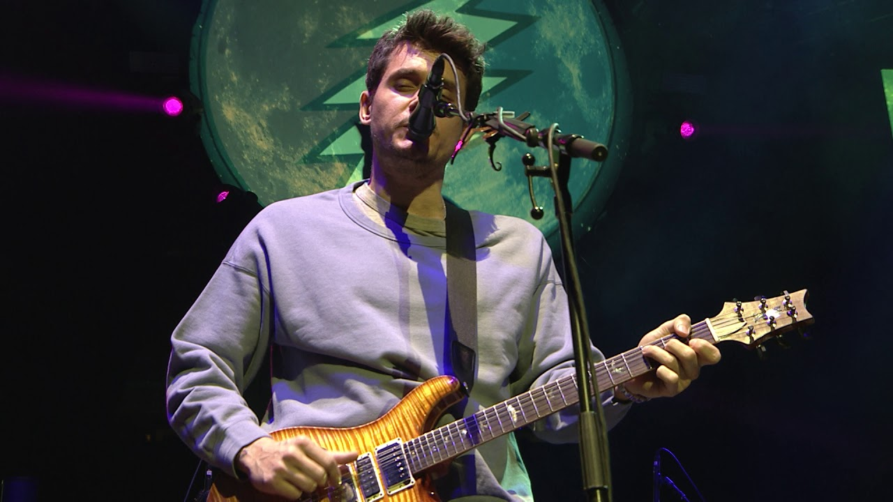 Watch: John Mayer sings the Grateful Dead's 'Dire Wolf' with Dead & Company in Boston