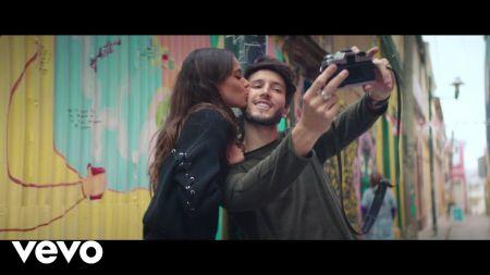 Sebastián Yatra reunites with Tini Stoessel in 'Cristina' music video