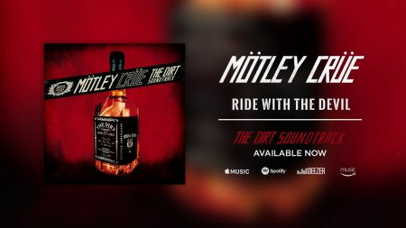 Listen: Motley Crue debuts new song 'Ride with the Devil'  from biopic 'The Dirt'
