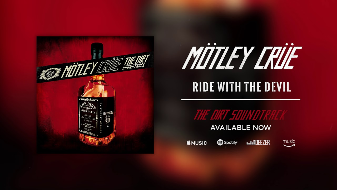 Listen: Motley Crue debuts new song 'Ride with the Devil