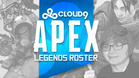 Cloud9 reveals player roster for Apex Legends