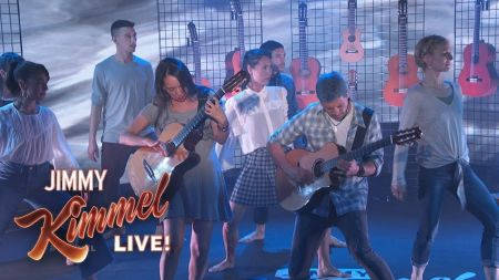 Watch: Rodrigo y Gabriela perform 'Mettavolution' on 'Jimmy Kimmel'