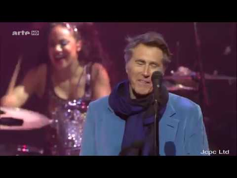 Bryan Ferry to reunite with Roxy Music for performance at Rock and Roll Hall of Fame induction