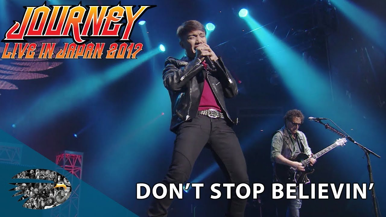 Watch: Journey performs 'Don't Stop Believin'' from 'Live in Japan 2017'
