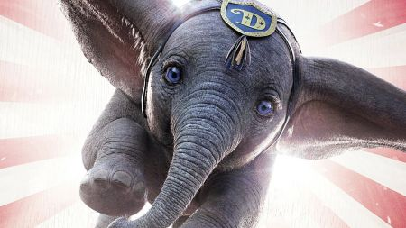 Reviews: 'Dumbo,' 'Hotel Mumbai,' 'The Highwaymen' and 'The Mustang' ride into theaters this weekend