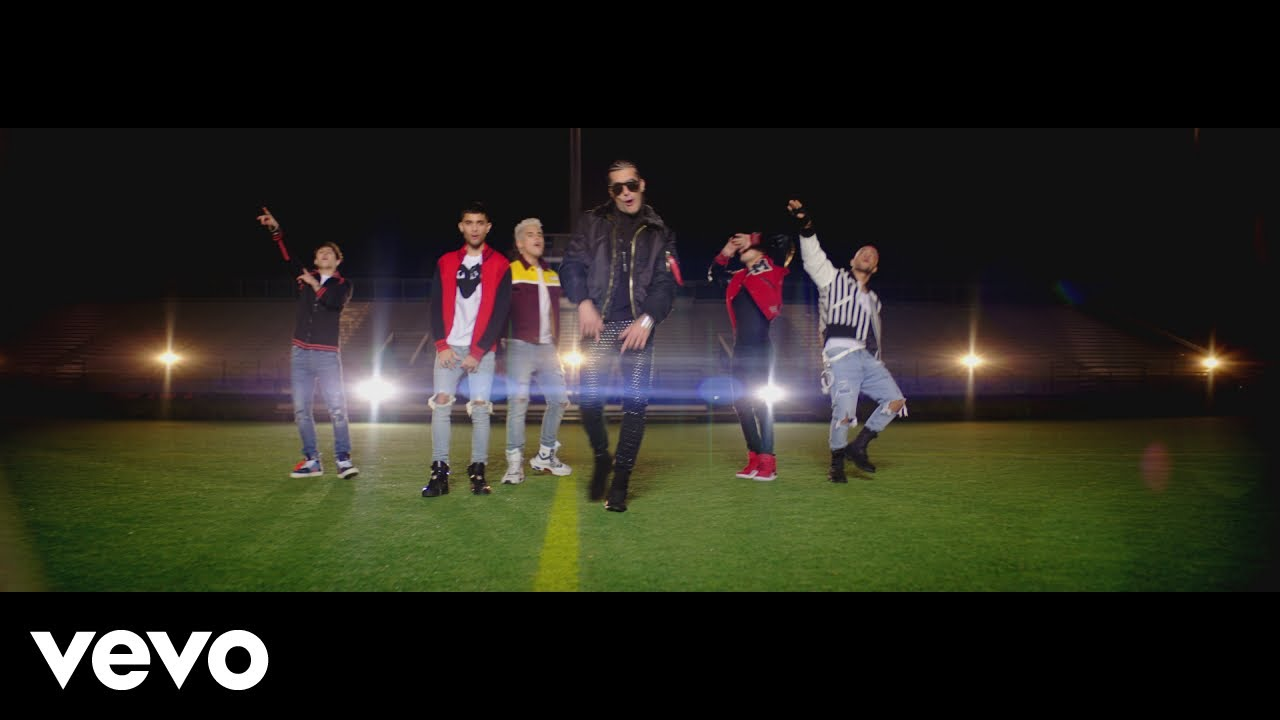 Pinto 'Wahin' returns to soccer field with CNCO in '24 Horas' music video