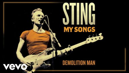 Listen: Sting previews upcoming album 'My Songs' with three tracks