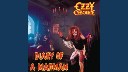 Ozzy Osbourne announces fall release for 3D vinyl collector statue of 'Diary of a Madman'