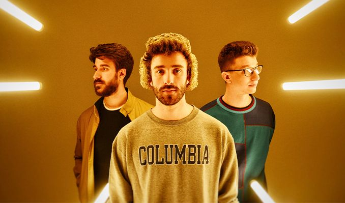 AJR tickets at Shrine Expo Hall in Los Angeles
