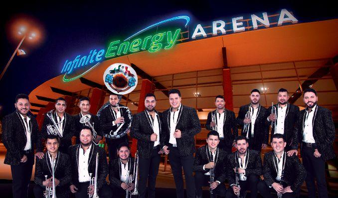 Banda MS de Sergio Lizarraga tickets at Infinite Energy Arena in Duluth