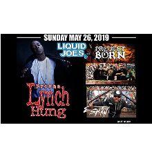 Brotha Lynch Hung tickets in Salt Lake City at Liquid Joes