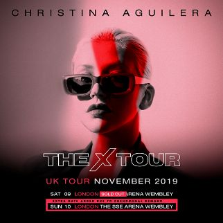 Christina Aguilera - EXTRA DATE ADDED