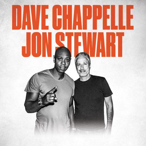 Thumbnail for Dave Chappelle & Jon Stewart