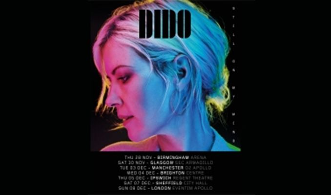 Dido Tickets In London At Eventim Apollo On Sun 8 Dec 2019