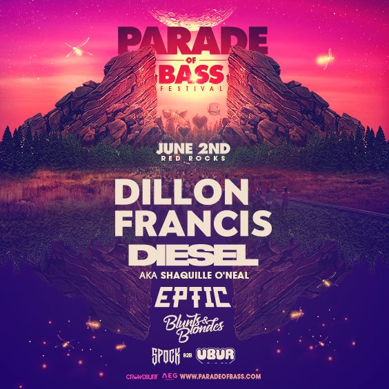 Thumbnail for Parade Of Bass ft. Dillon Francis