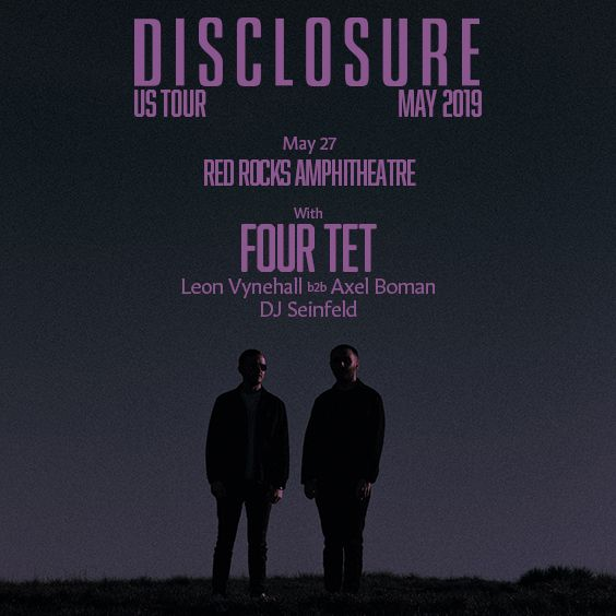 Thumbnail for Disclosure (DJ Set)