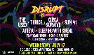 Disrupt Fest feat. The Used, Thrice, Sum 41 tickets at Fiddler's Green Amphitheatre in Greenwood Village
