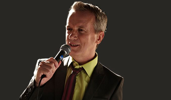 Frank Skinner tickets at New Theatre Oxford, Oxford