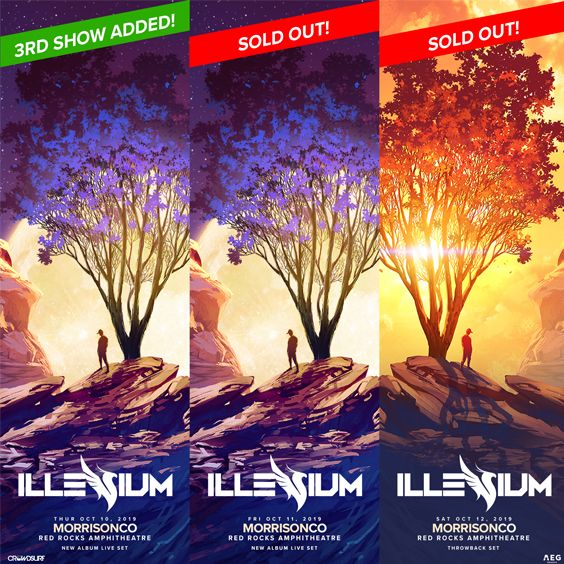 Image for ILLENIUM - CANCELLED