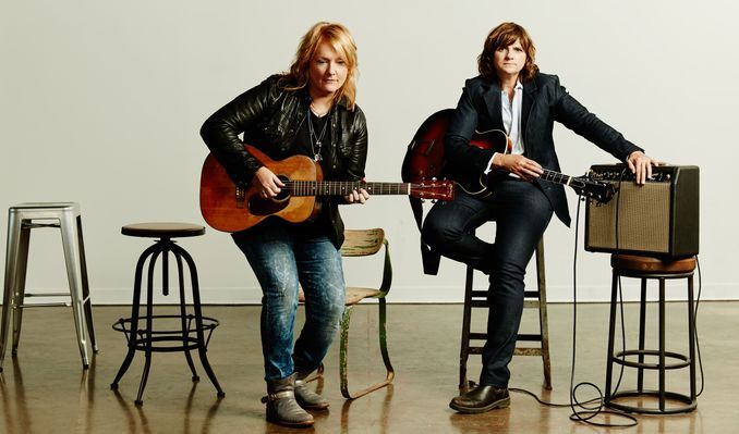 Indigo Girls tickets at The Mountain Winery in Saratoga