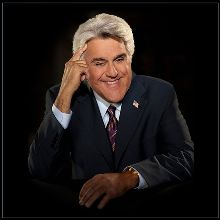 Jay Leno tickets at The Theatre at Grand Prairie in Grand Prairie