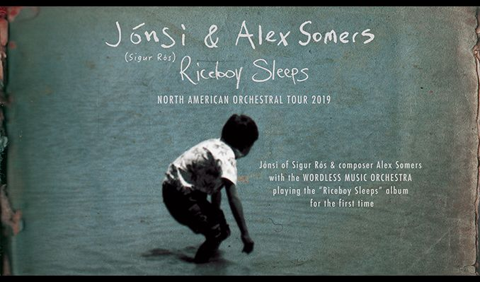 Jónsi & Alex Somers tickets at Wilbur Theatre in Boston