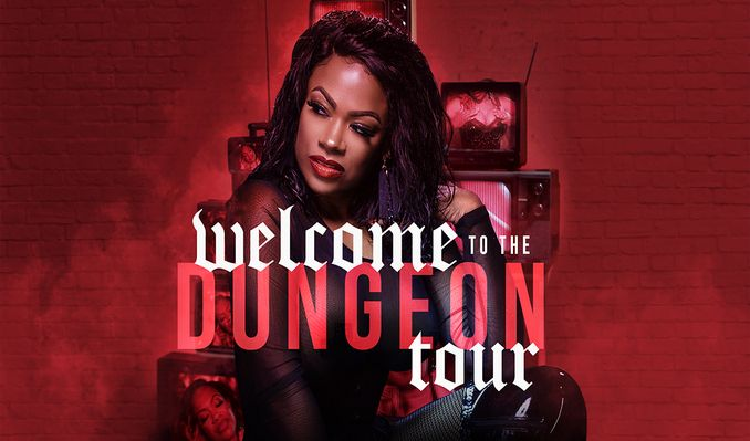 Kandi Koated Entertainment Presents: Welcome to the Dungeon tickets at Warehouse Live in Houston