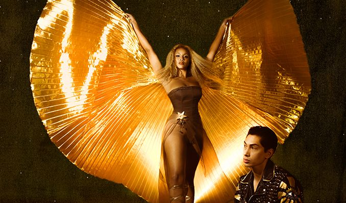 LION BABE - The Cosmic Wind Tour tickets at El Rey Theatre in Los Angeles