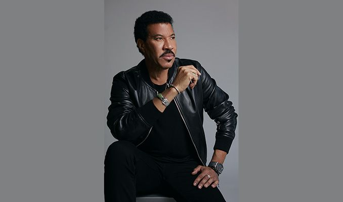 An Evening With: Lionel Richie tickets at Marymoor Park in Redmond