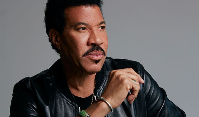 Lionel Richie tickets at Frost Amphitheater at Stanford in Palo Alto