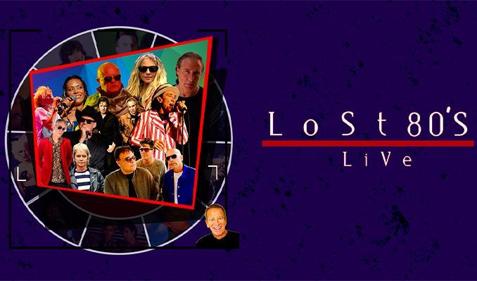 Lost 80's Live tickets at The Greek Theatre, Los Angeles tickets at The Greek Theatre, Los Angeles