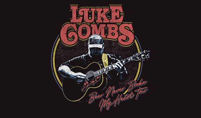 Luke Combs tickets at Sprint Center in Kansas City