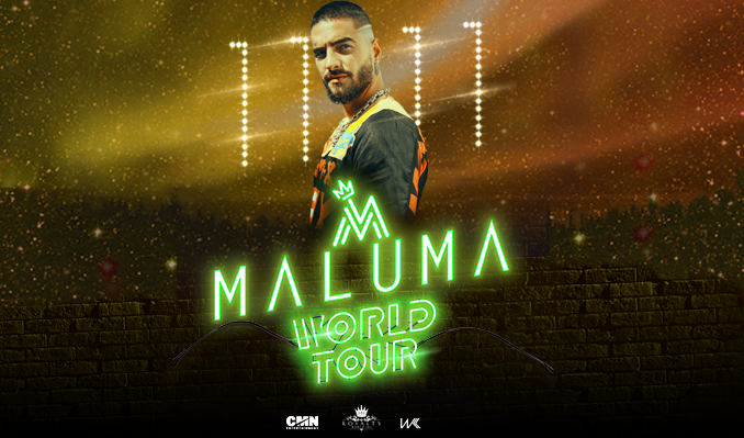 Maluma - 11:11 World Tour tickets at Pechanga Arena San Diego in San Diego