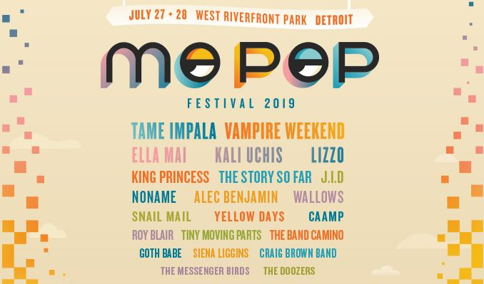 Mo Pop Festival 2019 tickets