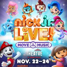 Nick Jr. LIVE! tickets at The Theatre at Grand Prairie in Grand Prairie