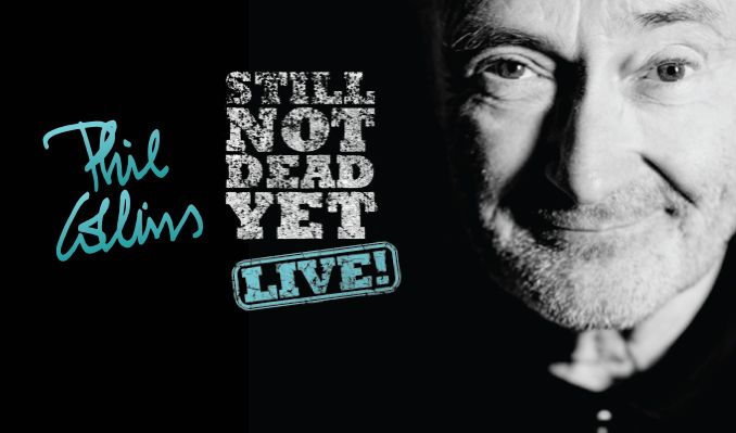 Phil Collins tickets at Infinite Energy Arena in Duluth