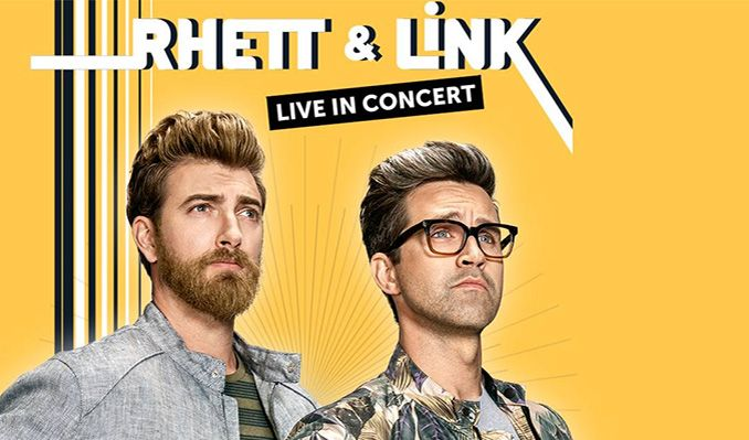 Rhett & Link tickets at Smart Financial Centre in Sugar Land