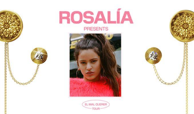 Rosalía tickets at Webster Hall in New York