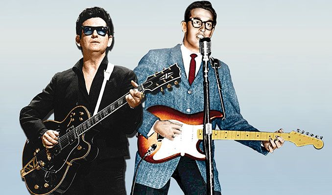 Roy Orbison & Buddy Holly tickets at O2 Apollo Manchester in Manchester