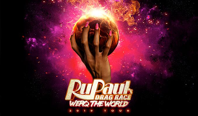 Rupauls Drag Race Werq The World Tour 2019 Tickets In San