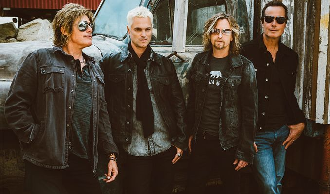 Stone Temple Pilots tickets at The National, Richmond