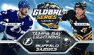 2019 NHL Global Series: Tampa Bay Lightning vs Buffalo Sabres tickets at ERICSSON GLOBE/Stockholm Live in Stockholm
