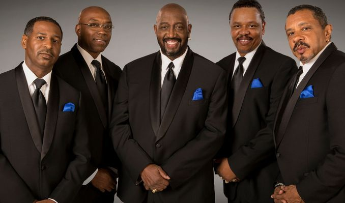The Temptations tickets at M&S Bank Arena, Liverpool