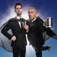 The Thinking Drinkers - Heroes of Hooch tickets at Theatre Severn in Shrewsbury